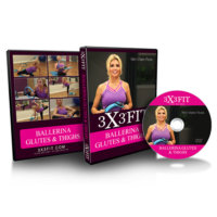 Ballerina Glutes and Thighs DVD
