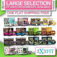 3x3Fit DVDs