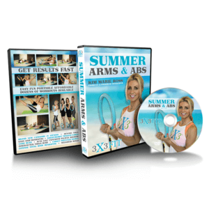 Summer Arms & Abs DVD