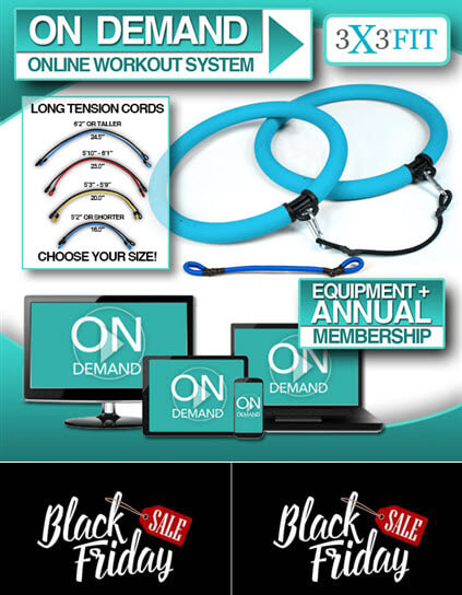 On Demand Annual and Equipment Black Friday