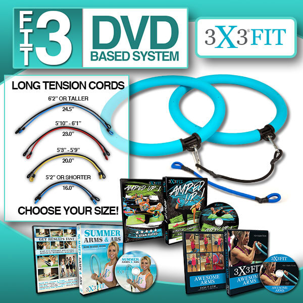 3X3 FIT3 System