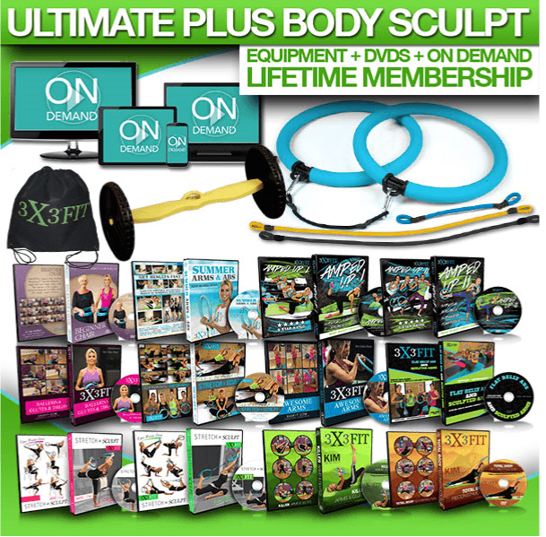 Ultimate Plus and Body Sculpt