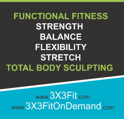 3X3 Functional Fitness