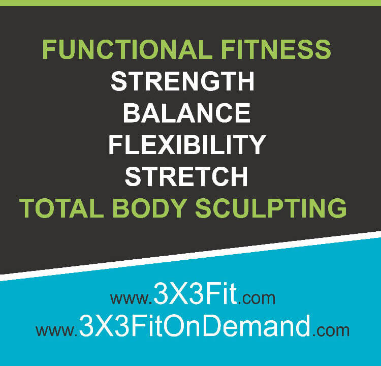 3X3 Funtional Fitness