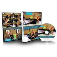 Stretch and Sculpt Package DVD