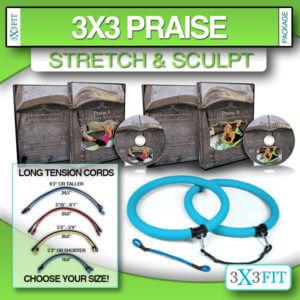3x3 Praise Stretch & Sculpt
