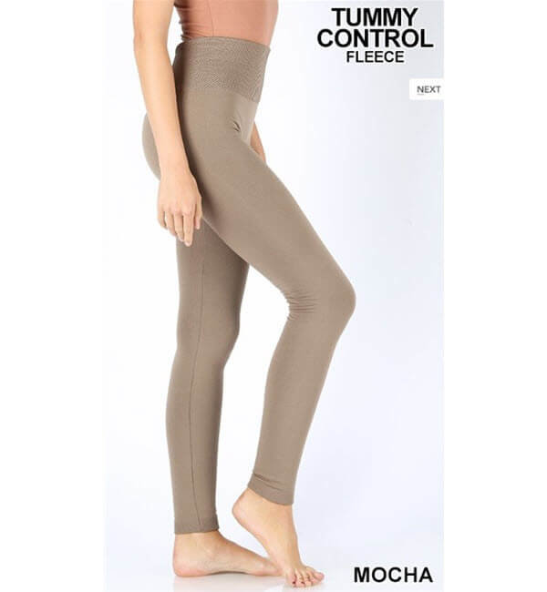 13cbc84a8 High Waist Tummy Control   Classic Leggings 2 for  19.00