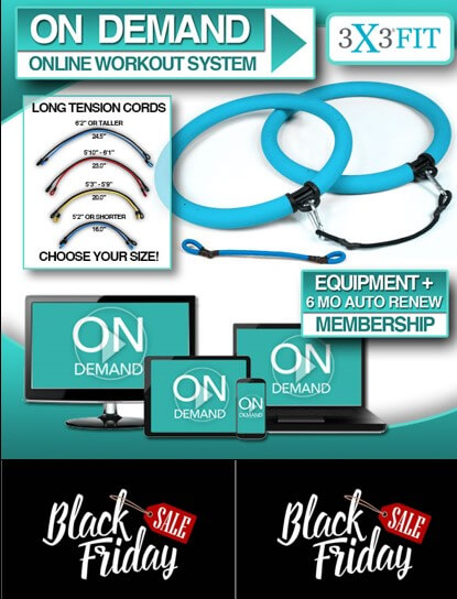 Black Friday OnDemand with Equipment