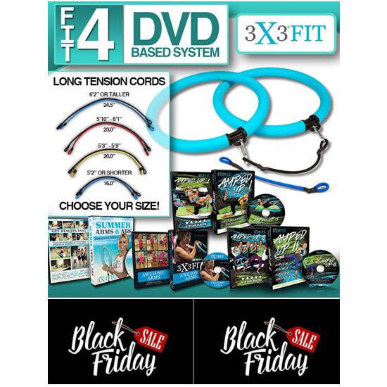Fit 4 Black Friday