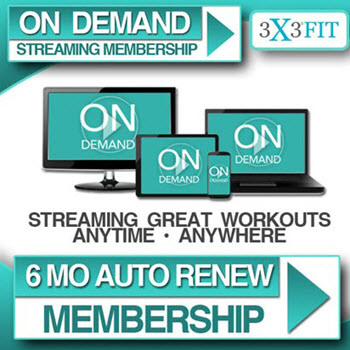 6 Month OnDemand Membership