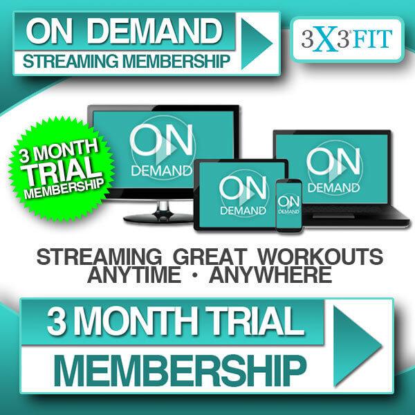3 Month OnDemand Membership