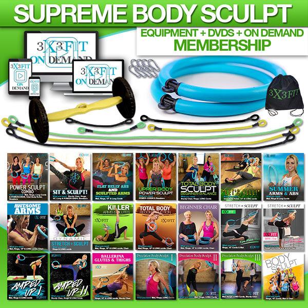Supreme Body Sculpt