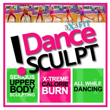 3X3 Dance Sculpt